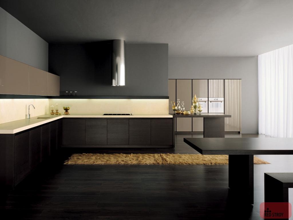Дизайн кухни в 9 этажке