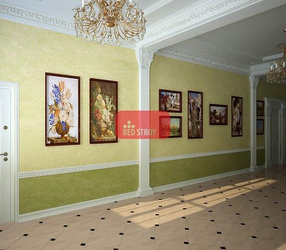 Дизайн зала цены